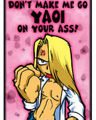 Yaoi-DONT PISS ME OFF
