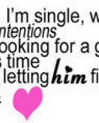 letting him find me
