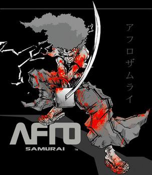 Free AFRO SAMURAI phone wallpaper by jamesrr