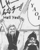 sakura likes YAOI p.2