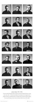Free James Dean-faces phone wallpaper by sebastianray