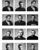 James Dean-faces