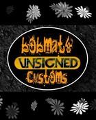 bobmat4 Unsigned Customs Black