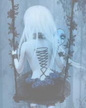Free Kerli -back cover phone wallpaper by henako