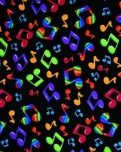 Free MUSIC NOTES phone wallpaper by kingtaco2