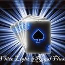 Free White light and royal flush.jpg phone wallpaper by younggun666