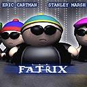 Free South Park Matrix phone wallpaper by darkprodigy