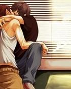 yaoi love couple