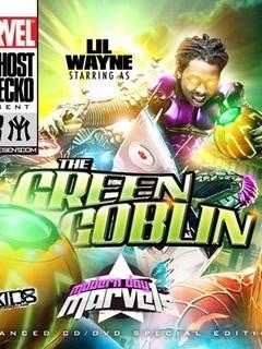 Free Lil Wayne- The Green Goblin phone wallpaper by monkeymane16