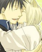 yaoi-sweet couple kiss back :3