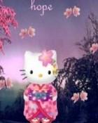 Hello Kitty Hope wallpaper 1
