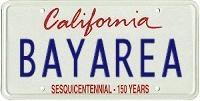 Free bay area plate.jpg phone wallpaper by nocturnalwonder