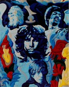 Drugs (Jim Morrison - The Doors, Brian Jones - Rolling Stones, Janis Joplin and Jimi Hendrix)..jpg