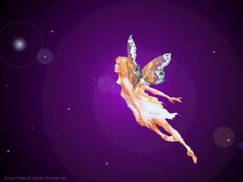 Free Fairies - Fairy of the stars.jpg phone wallpaper by mkt1977xx