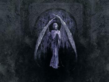 Free Fantasy Art - Boris Vallejo - Mistress Of Angel Gothic.jpg phone wallpaper by mkt1977xx