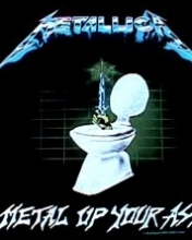 Free metallica-metal up your a** phone wallpaper by mkt1977xx