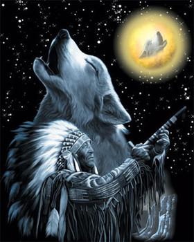 Free mpp0321-wolf-moonwolf-moon-native-american-posters1.jpg phone wallpaper by vette25