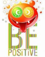 Free Be_Positive phone wallpaper by lttlemissred