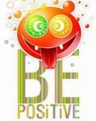 Be_Positive wallpaper 1