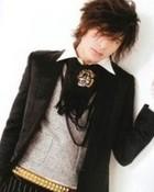 Shirota in weird clothes