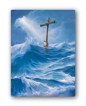 Free clinging-to-the-cross.jpg phone wallpaper by elujan