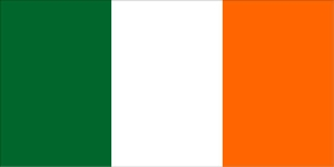 Free flag of ireland phone wallpaper by stereocide