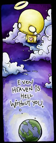 Free Pon and Zi: Heaven is Hell.jpg phone wallpaper by reikoai