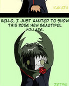 Zetsu pick up line (i like this one too) :3