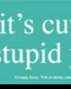 stupid you are.JPG