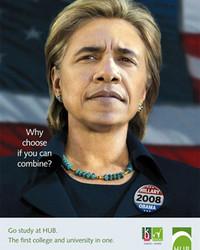 Hillary/Obama