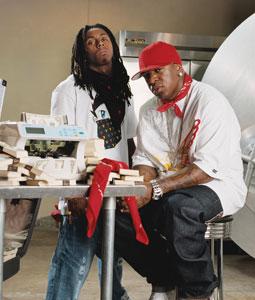 Free Lil Wayne & Birdman phone wallpaper by antawng