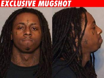 Free Lil Wayne Mug Shot phone wallpaper by antawng