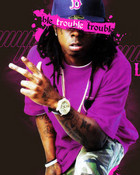 lil wayne trouble