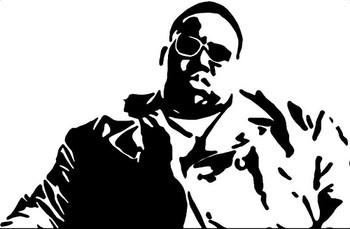 Free Notorious B.I.G.G.I.E small phone wallpaper by brandonharris15