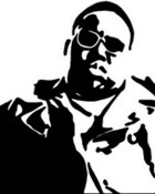Notorious B.I.G.G.I.E small wallpaper 1