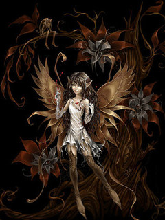 Free Wood Fairy.jpg phone wallpaper by youknowwho