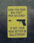 You versus gun
