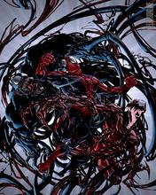 Free spiderman trio fight.jpg phone wallpaper by psp8855