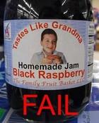 flavor fail