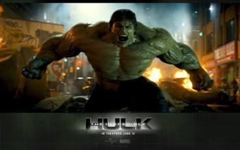 Free The Incredible Hulk phone wallpaper by davincibello