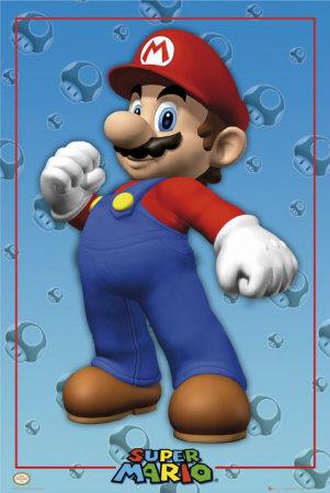 Free Super Mario phone wallpaper by fayreon