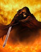 firewarrior.jpg wallpaper 1