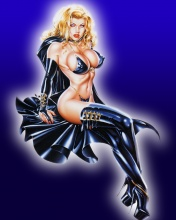Free Lady Death phone wallpaper by ispy1959