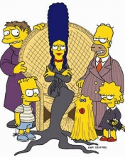 Free The Simpson Family phone wallpaper by ispy1959
