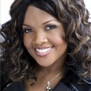 Free Headshot of CeCe  Winans in black  phone wallpaper by psilentstorm