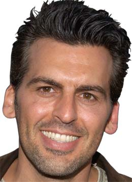 Free Oded Fehr phone wallpaper by acdcslvr