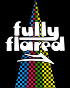 fully flared logo