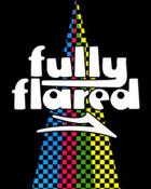 fully flared logo