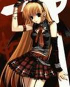 gothic girl wallpaper 1