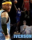 Free Allen Iverson phone wallpaper by ladyballer15